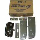 Kit - Porta Simples Pivotante